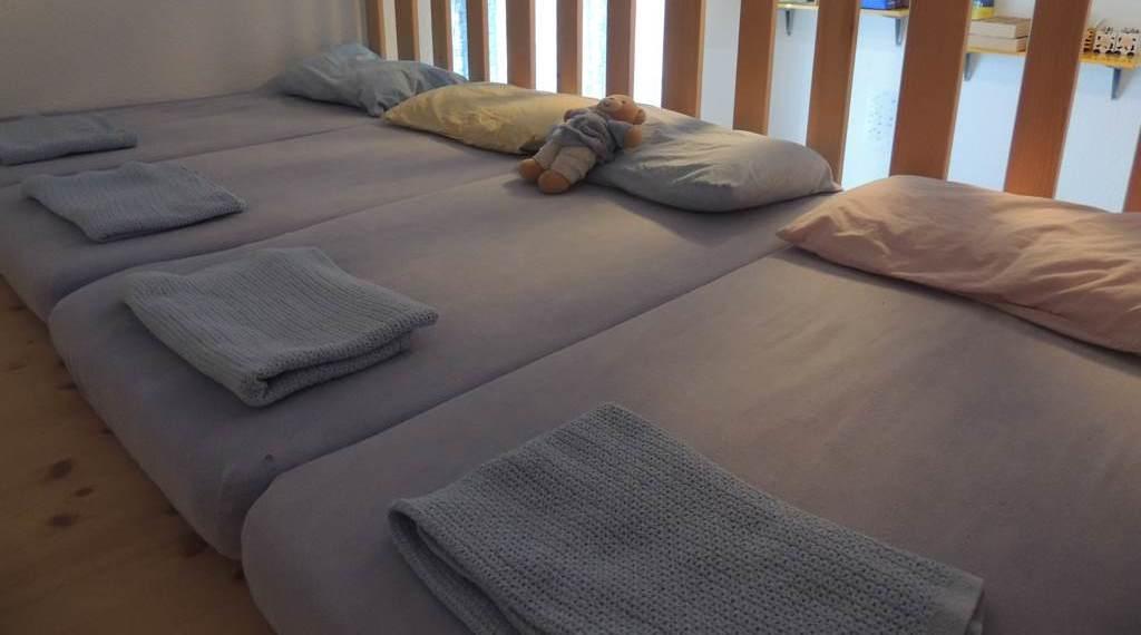 Asilo nido latte e miele la struttura for Camera da letto principale con annesso asilo nido